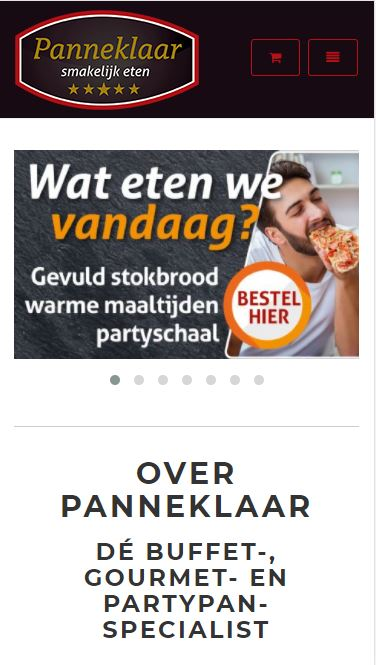 Webshop Panneklaar